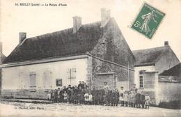45-BOUILLY-LA MAISON ECOLE-N°2043-C/0349 - Autres Communes