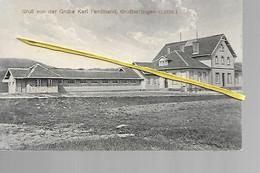 57 HETTANGE GRANDE GROSS HETTINGEN  GRUBE MINE KARL FERDINAND - Other Municipalities