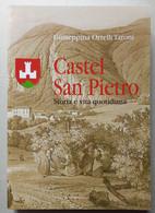CASTEL SAN PIETRO-STORIA E VITA QUOTIDIANA- CANTON TICINO - PAG. 24 ( CART 70) - Motori