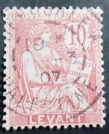 France (ex-colonies & Protectorats) > Levant (1885-1946) > Oblitérés N° 14 - Used Stamps