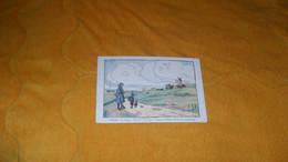 CARTE POSTALE ANCIENNE CIRCULEE DE 1918.../ HANSI.- EN ALSACE D'APRES L'ESTAMPE... - Hansi