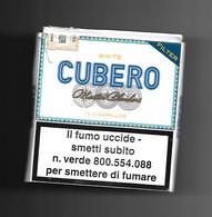 Tabacco Pacchetto Di Sigari Italia - 10 Cubero N.01 - (vuoto)  Tobacco-Tabac-Tabak-Tabaco - Scatola Di Sigari (vuote)