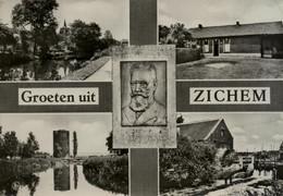 ZICHEM - Groeten Uit - Scherpenheuvel-Zichem
