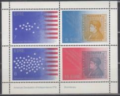 IRLAND  Block 2, Postfrisch **, 200 Jahre Unabhängigkeit Der Vereinigten Staaten Von Amerika 1976 - Blocks & Kleinbögen