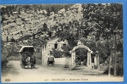 83 - Var - Ollioules - Restaurant Trianon (N4388) - Ollioules
