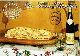 Recette Authentique : La Tarte Flambée - éditions Pec - Neuve - Recipes (cooking)