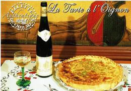 Recette Authentique : La Tarte à L'oignon - éditions Pec - Neuve - Recipes (cooking)