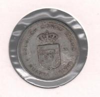CONGO - BOUDEWIJN * 50 Cent 1955 * Nr 10443 - 1951-1960: Baudouin I