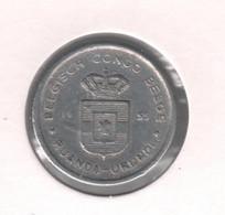 CONGO - BOUDEWIJN * 50 Cent 1955 * Nr 10444 - 1951-1960: Baudouin I