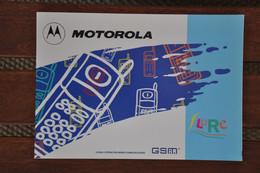 Mode D'emploi Motorola Flare - Telephony