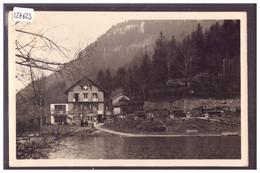 SUR LE DOUBS - HOTEL DU SAUT - AUTOMOBILES - TB - NE Neuchâtel