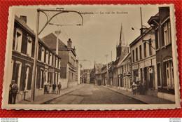 TEMPLEUVE  - La Rue De Roubaix - Tournai