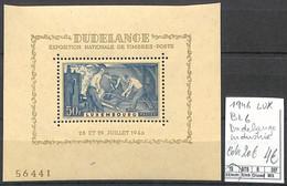 [859122]TB//**/Mnh-c:20e-Luxembourg 1946 - BL6, Dudelange Industrie - Neufs