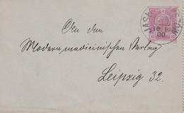 AUTRICHE 1900     ENTIER POSTAL/GANZSACH/POSTAL STATIONARY   CARTE-LETTRE - Stamped Stationery