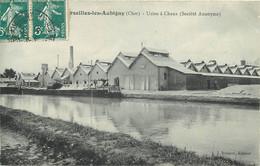 MARSEILLES LES AUBIGNY - Usine à Chaux (société Anonyme). - Other Municipalities