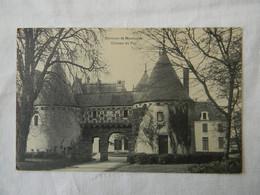 Carte Postale De MONTBAZON. Chateau Du Puy. - Montbazon