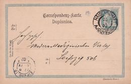 AUTRICHE 1902     ENTIER POSTAL/GANZSACH/POSTAL STATIONARY   CARTE DE HAIDENSCHAFT - Ganzsachen
