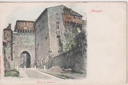 ITALY -  Perugia - Undivided Rear - Perugia