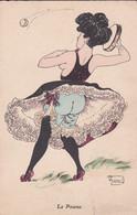 CPA - FANSTAISIE GRIVOISE -  ILLUSTRATEUR (G.MOUTON) - La Paume  -     (pat 152) - Other Illustrators