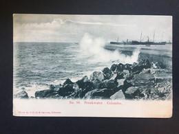 CEYLON - Colombo Breakwater No. 98 - 1906 - Sri Lanka (Ceylon)