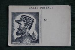 """Groupement Philatélique De SIDI BEL ABBES  ( Tampon Original Au Verso ) - Général ROLLER """" Père De La Légion """". - Sidi-bel-Abbès"""