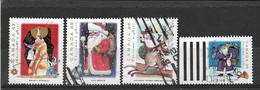 Canada 1993. Scott #1499-1502 (U) Christmas ** Complete Issue - Usados