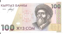 KIRGHIZISTAN 100 SOM ND1994 UNC P 12 - Kyrgyzstan