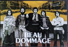 Canada 2013, Canadian Recording Artists, Beau Dommage - Cantantes Y Músicos