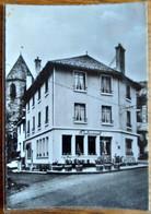 Carte Postale Ancienne Thiezac Cantal Hotel A La Belle Vallee - Andere Gemeenten