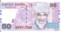 KIRGHIZISTAN 50 SOM 2002 UNC P 20 - Kyrgyzstan