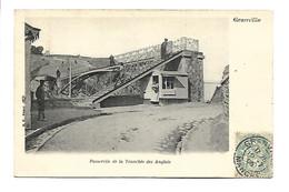 50  GRANVILLE Passerelle De La Tranchée Des Anglais - Granville