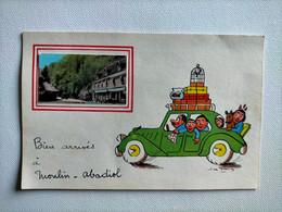 Beaulieu Sur Dordogne ,   Moulin  Abadiol - Other Municipalities