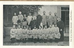 CARTOLINA TOSCANA FIRENZE OPERA NAZIONALE PRO DERELICTIS.n.v. - Churches & Convents