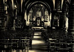 ZICHEM - Kerken Binnenzicht - Scherpenheuvel-Zichem