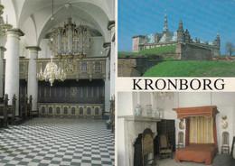Postcard  Kronborg My Ref B24764 - Danimarca