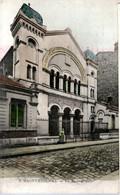 CPA FRANCE 1924 - LA SYNAGOGUE DE SAINT ETIENNE - - Saint Etienne
