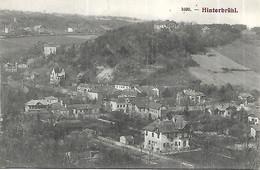 1905/10 - HINTERBRUHL , Gute Zustand, 2 Scan - Mödling