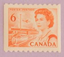 """CANADA YT 382Ac NEUF*MH """" ELISABETH II"""" ANNÉE 1968 - Nuevos"""