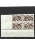 CD4 Coin Daté 26-06-1936 YT 315 Neuf * Centenaire De La Mort De Rouget De L'isle - 1930-1939