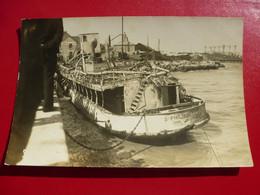 La Rochelle Carte Photo St Philibert Coulé  En Aout 1931 - La Rochelle