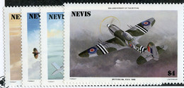 BC 7008 *Offers Welcome* 1986 Sc.460-63 Mnh** - St.Kitts And Nevis ( 1983-...)