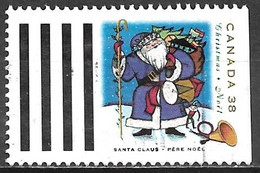 Canada 1993. Scott #1502 (U) Christmas, Santa Claus - Usados