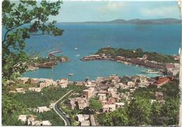A5141 Isola D'Ischia (Napoli) - Porto D'Ischia - Panorama / Non Viaggiata - Andere Steden