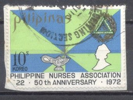 Filipinas,1972, Colegiode Farmacias,  Usados - Philippines