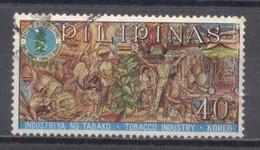 Filipinas,1968, Tabaco,  Usados - Philippines