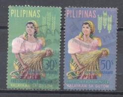 Filipinas,1963,  Usados - Philippines