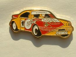 PIN'S PORSCHE 911 - BARBARA - Porsche