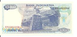 INDONESIE 1000 RUPIAH 1992-97 UNC P 129 F - Indonesia