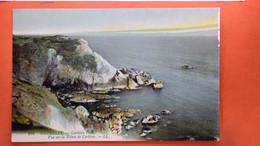 CPA.GUERNESEY. Guernsey. Corbière Point.  (R.030) - Guernsey
