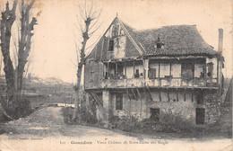 46-GOURDON-N°2128-B/0115 - Gourdon